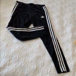 Adidas traditional cotton leggings